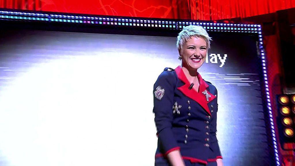 María Jesús Ruiz lo ha hecho (casi) TO-DO en 'Sálvame': Un mes con mil batallas, un triángulo amoroso y un pis en directo