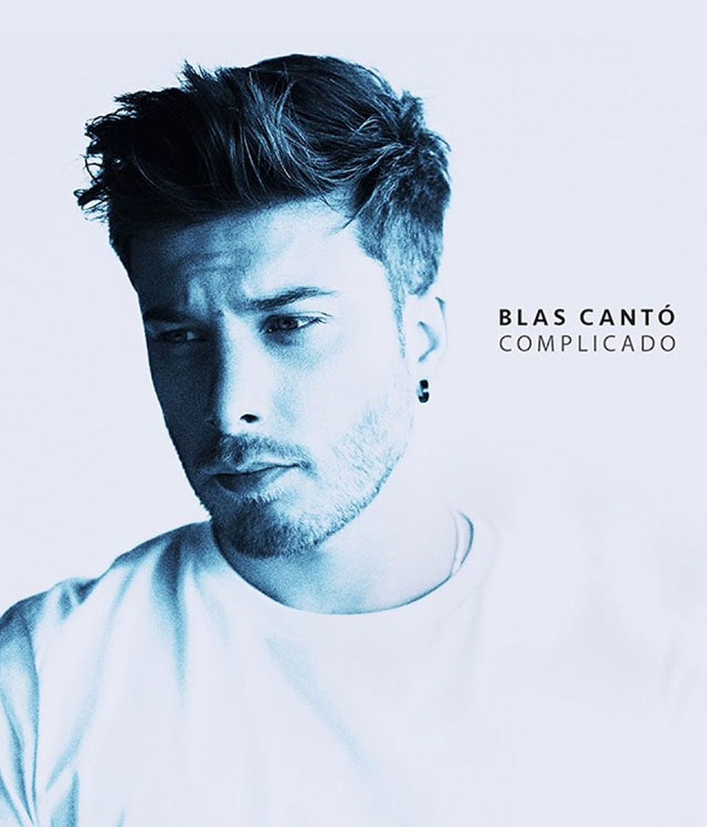 Blas Cantó visita Mediaset España para contarnos que #BlasCantoNoEsComplicado