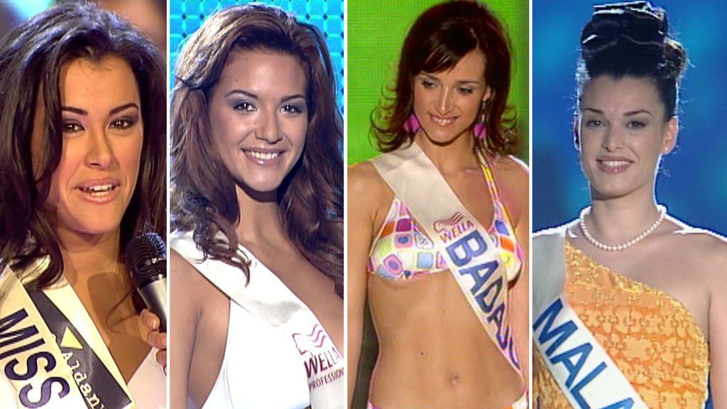 De 'Miss España' a 'MYHYV': Mujeres que reinaron en la pasarela y el trono