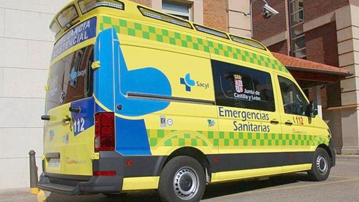 Ambulancia Zamora