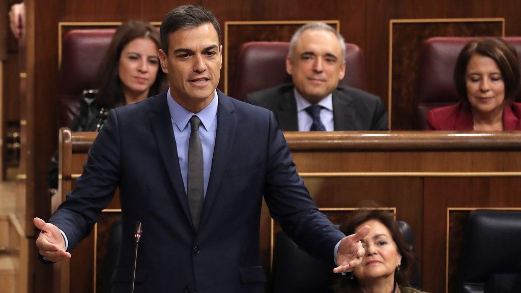 """Sánchez insiste en que habrá Presupuestos """"antes de que termine el año"""""""