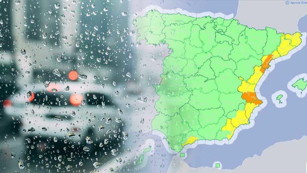 Nuevos avisos en el litoral mediterráneo