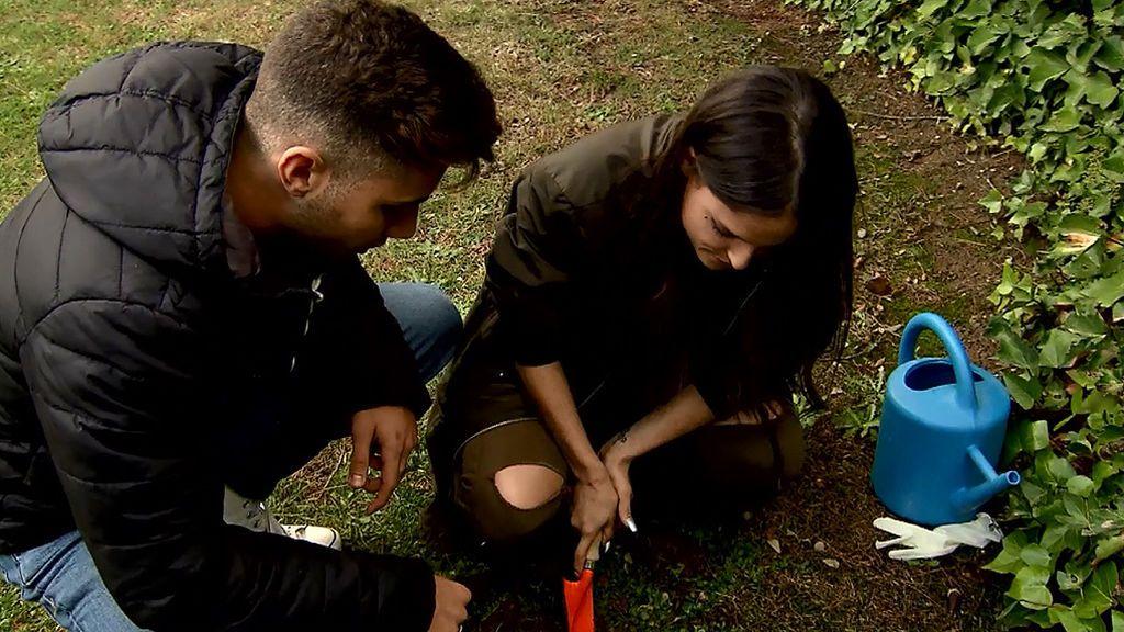 Cita (inédita) Maira y Marco: se dan una oportunidad