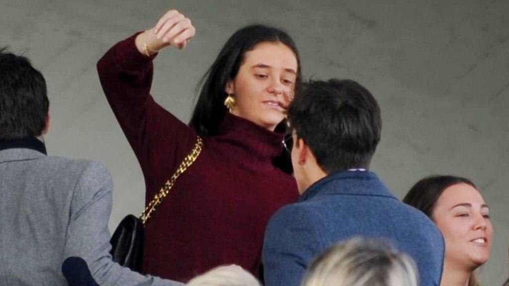 Hay beso: Victoria Federica y su novio Gonzalo Caballero, pillados