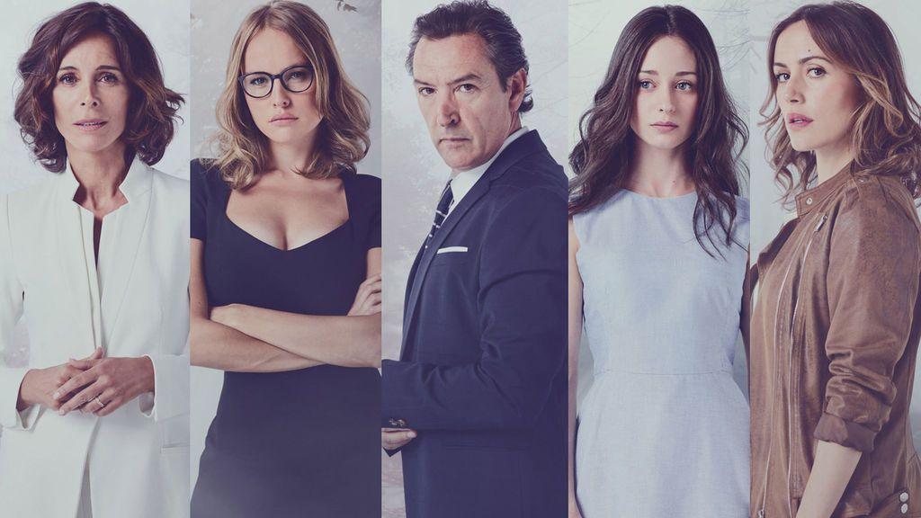 La Verdad Lydia Bosch Elena Rivera El Pasado De Los Actores De