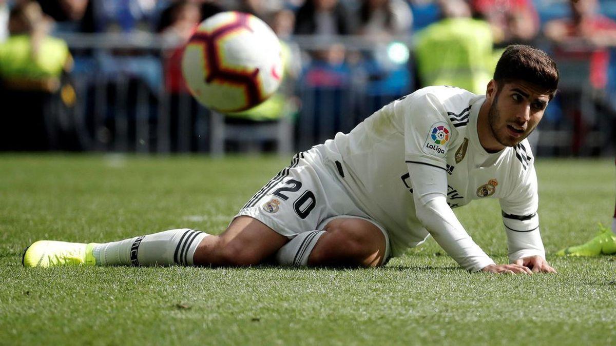 """Marco Asensio, sobre el Real Madrid: """"Yo no tengo que tirar del carro, hay jugadores que llevan muchos más años"""""""