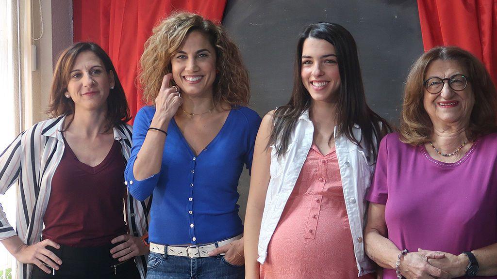 """Toni Acosta: """"Señoras del (h)AMPA rompe con el cliché de la mujer perfecta"""""""