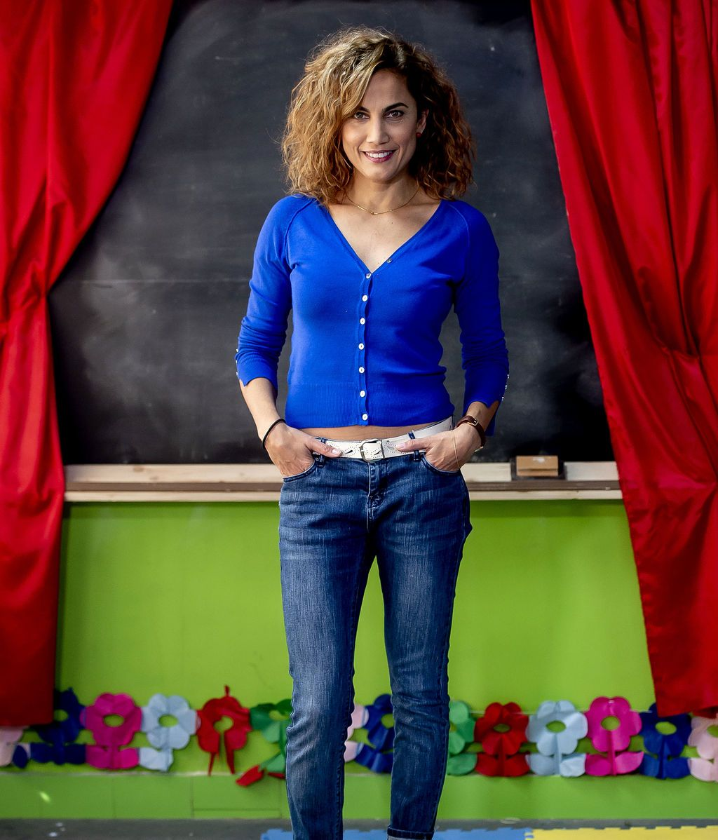Toni Acosta es Mayte