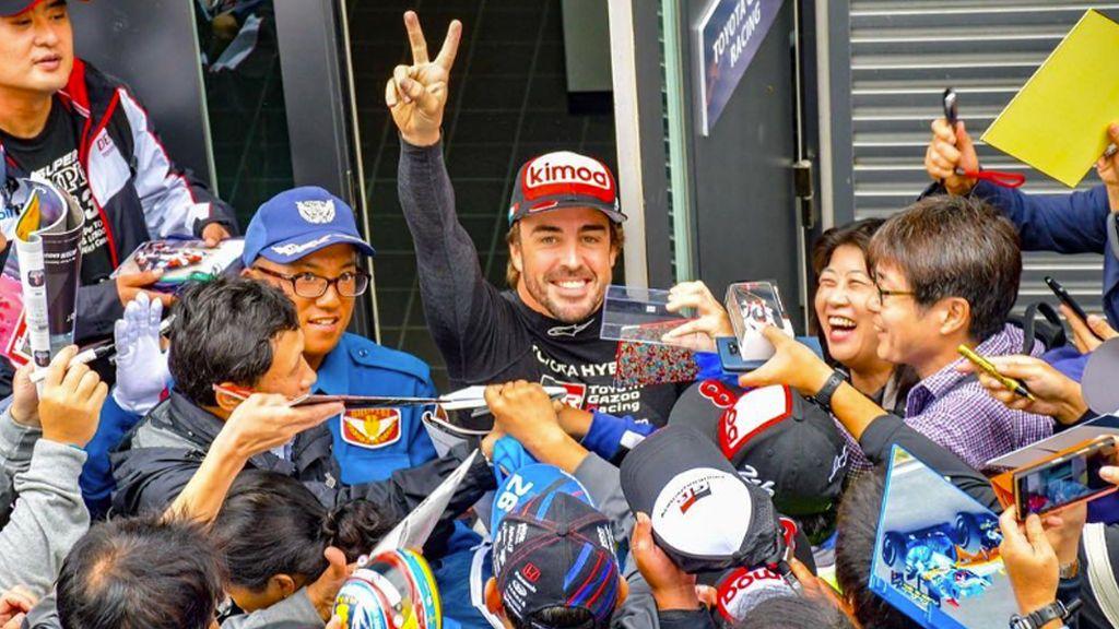 Tranquilos, alonsistas: Fernando Alonso podría volver a competir en España tras retirarse de la Fórmula 1