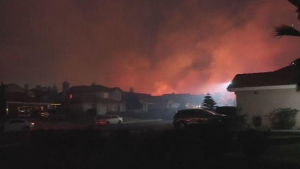 59 muertos ya en los peores incendios de la historia de California