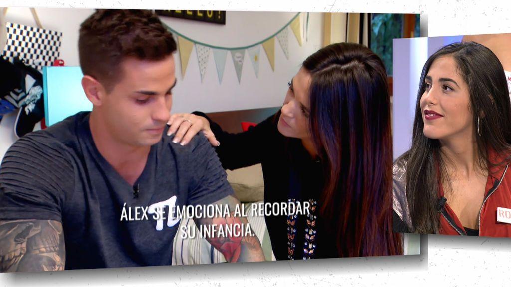 Álex se abre con Fiama durante su cita y le cuenta lo dura que fue su infancia