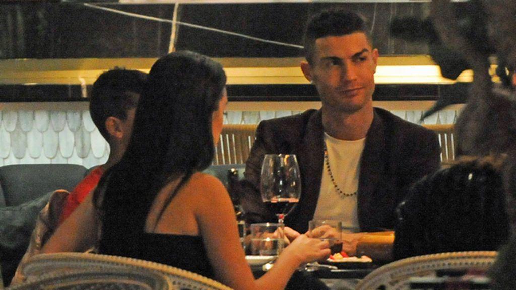 Cristiano Ronaldo se gasta 31.000 euros en vino en tan solo 15 minutos en un bar de Londres