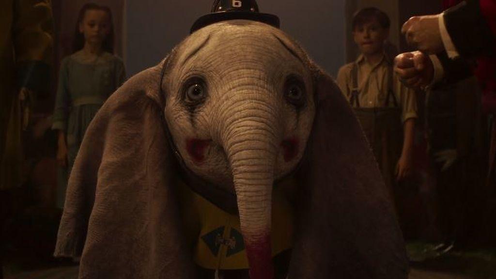 El Dumbo de Tim Burton ya tiene tráiler