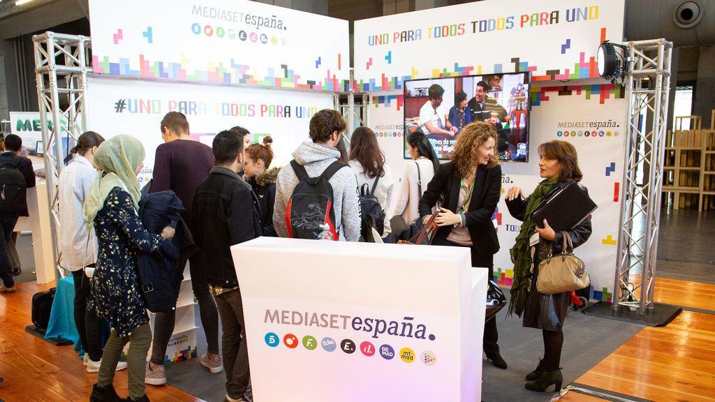 "La revolución digital de Mediaset España, ""sin paso atrás"""