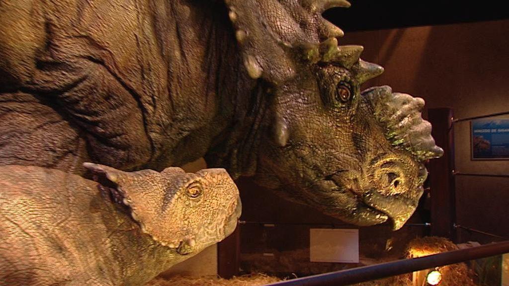 Los dinosaurios de 'Jurassic World' llegan a Madrid