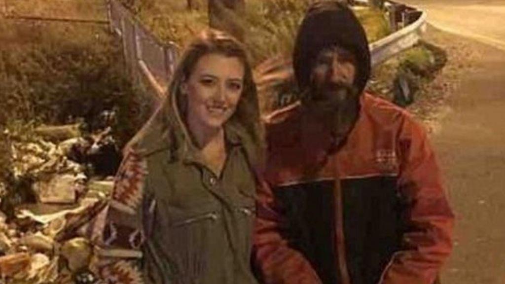 """El montaje entre una pareja y un mendigo para recaudar fondos: """"Era una historia demasiado buena para ser real"""""""