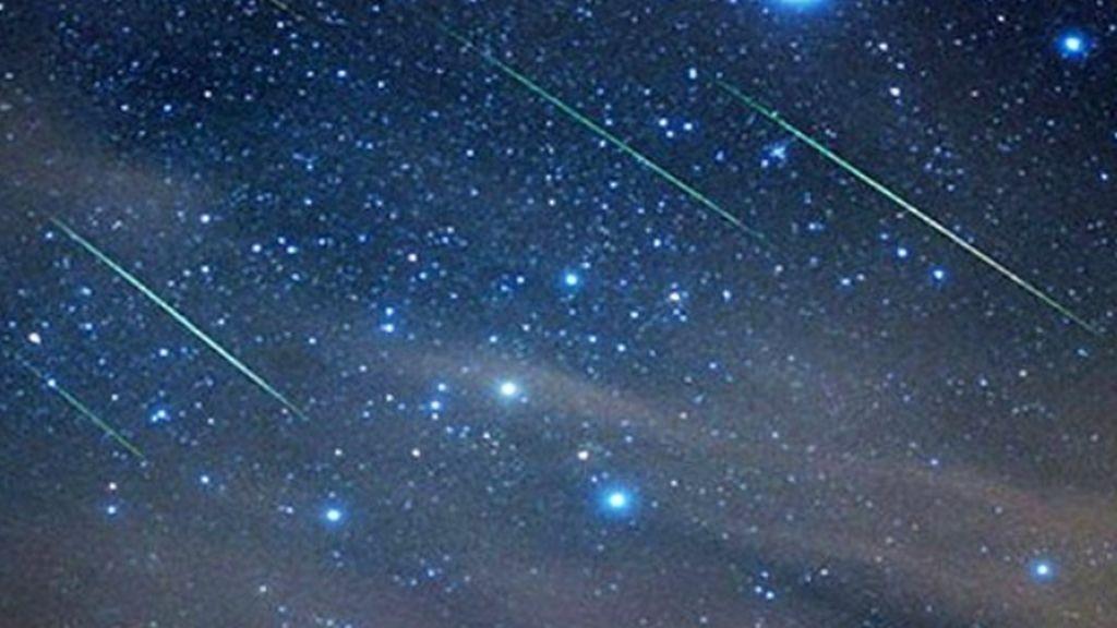 La lluvia de Leónidas del 17 de noviembre permitirá ver 20 meteoros por hora