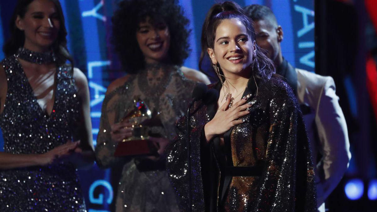 El discurso de una Rosalía diseñada para triunfar