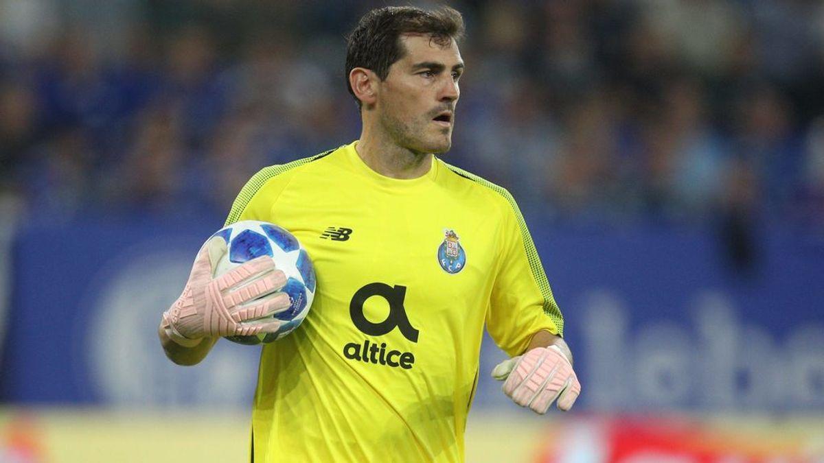 """Casillas: """"Estaría encantado de volver a la selección y al Real Madrid si me llamaran"""""""