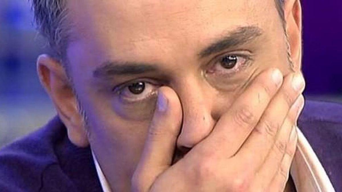 El bombazo de Kiko Hernández que le cuesta un gran disgusto con sus compañeros en un grupo ficticio de WhatsApp