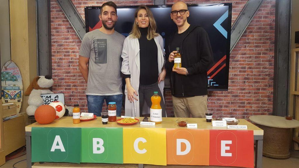 María, de 'Futurlife', nos explica cómo funciona el nuevo etiquetado por colores de los alimentos