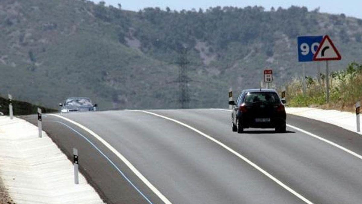 coche-carretera