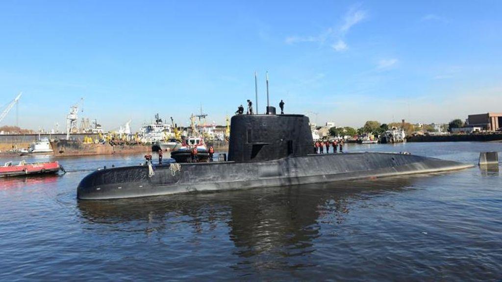 Encuentran el submarino ARA San Juan un año después