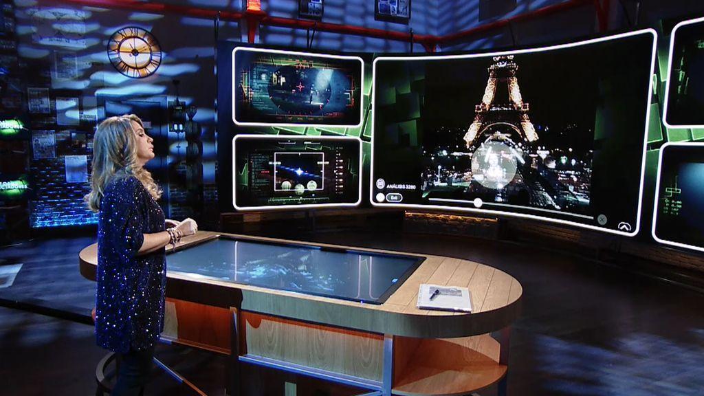Cuarto Milenio | El \'fantasma\' de la Torre Eiffel: la foto que ...