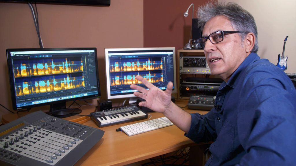 """Habla Manolo Rodríguez, técnico que ha trabajado con la psicofonía: """"Se oye una voz claramente"""""""