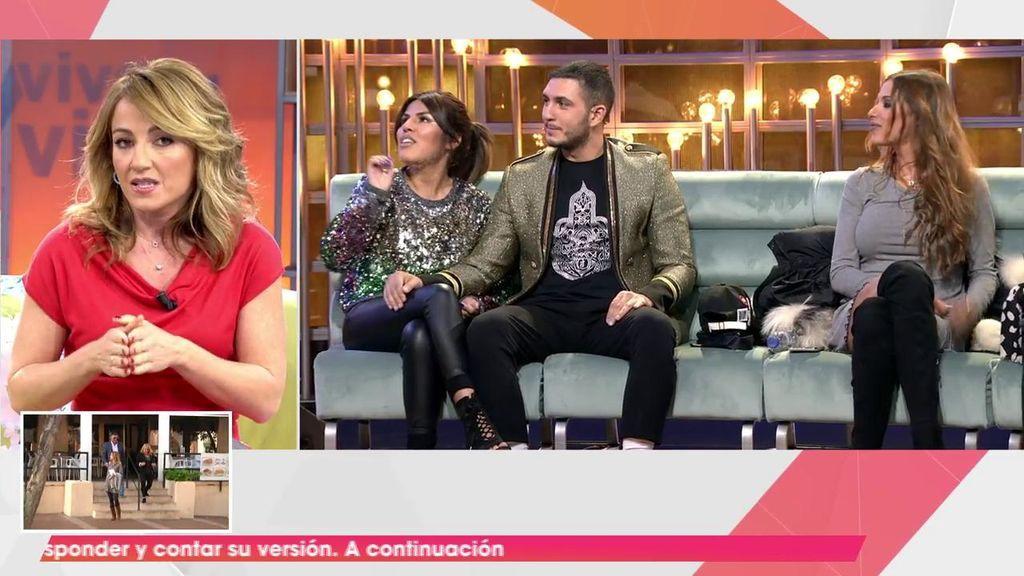 María, exnovia de Omar, la nueva infidelidad del cantante a Isa Pantoja