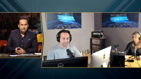 Cuarto Milenio | Psicofonía en plena conexión en directo: Iker y ...