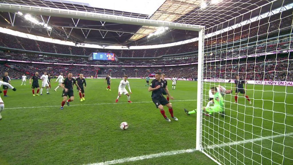 Lingard hace el empate ante Croacia y revive las esperanzas de España (1-1)