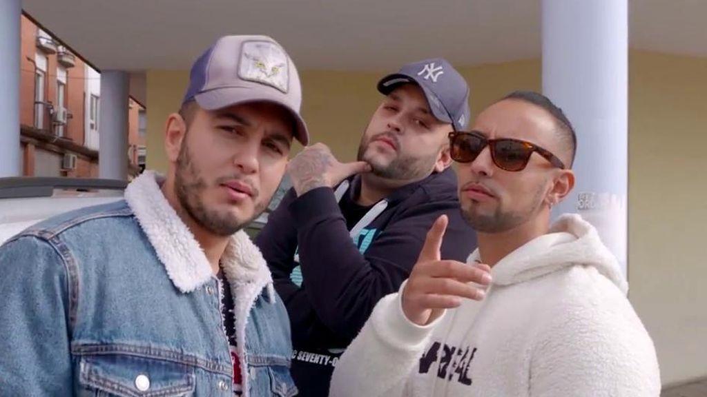 Un día con Omar Montes: descubre cómo es la vida del cantante y su grupo