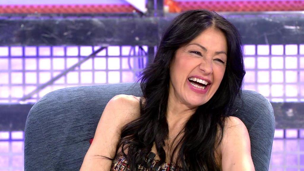 El show de Maite Galdeano: imita a Conchita y todos se parten de la risa