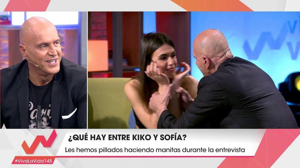 Pillados de nuevo: Matamoros y Sofía, cazados coqueteando mientras creían que no les grababan
