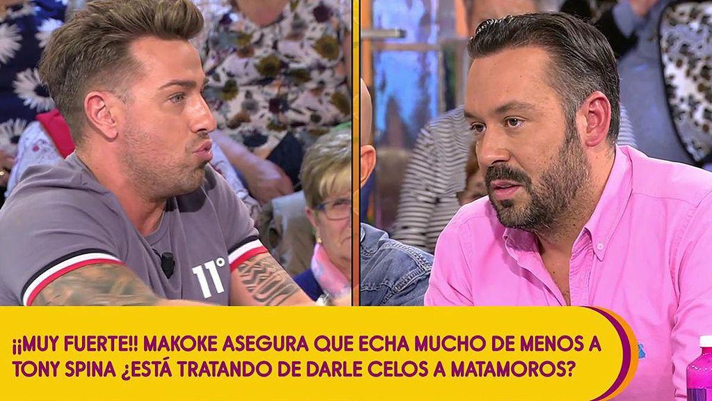 "Rafa Mora: ""Kiko Matamoros ha estado con tres chicas desde que se separó"""