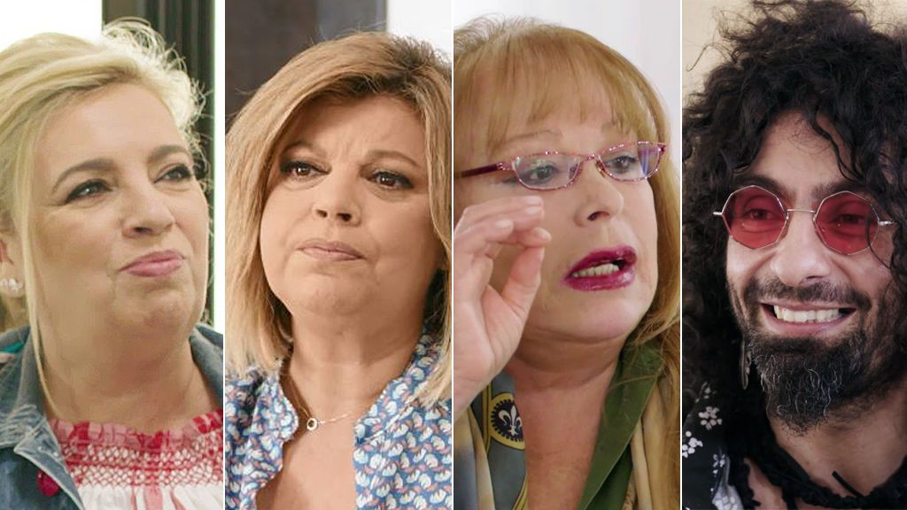 INÉDITO | Todo lo que no salió en televisión de las grabaciones de 'Mi casa es la vuestra'