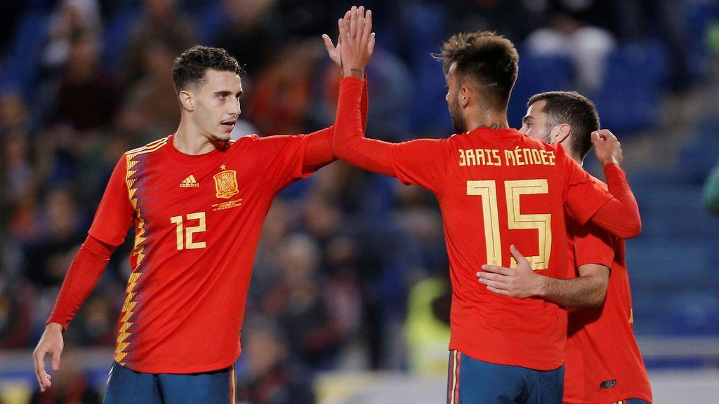 ¿Te ilusiona la selección española?