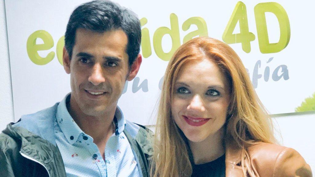 Beatriz Trapote contrata a su marido, Víctor Janeiro, en su empresa