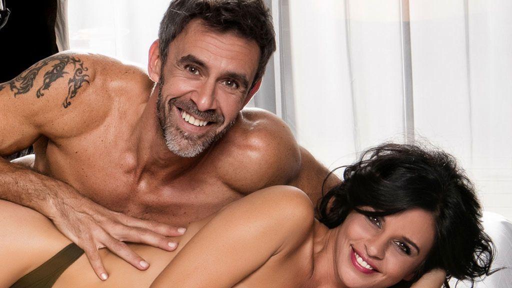 """Alonso Caparrós y su mujer se desnudan con Torito: """"Los famosos estamos llenos de complejos"""""""