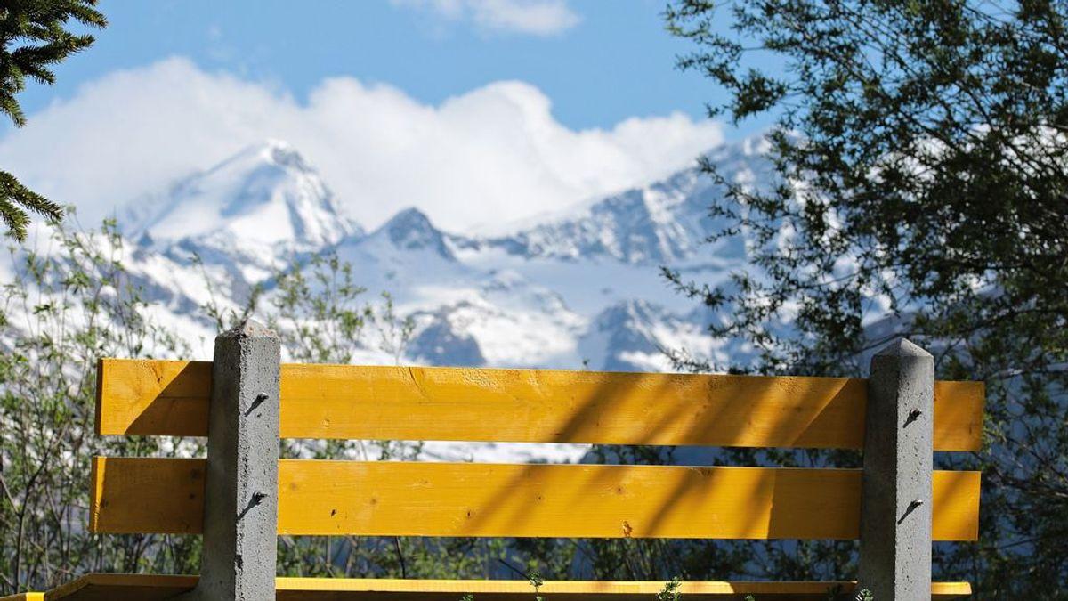 Nieve a 1200 metros: las borrascas dejarán un manto blanco a partir del martes