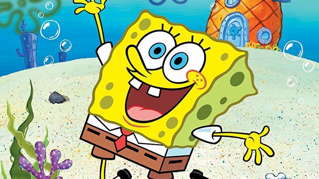 'Bob Esponja' se emite en Nickelodeon, canal de Viacom.