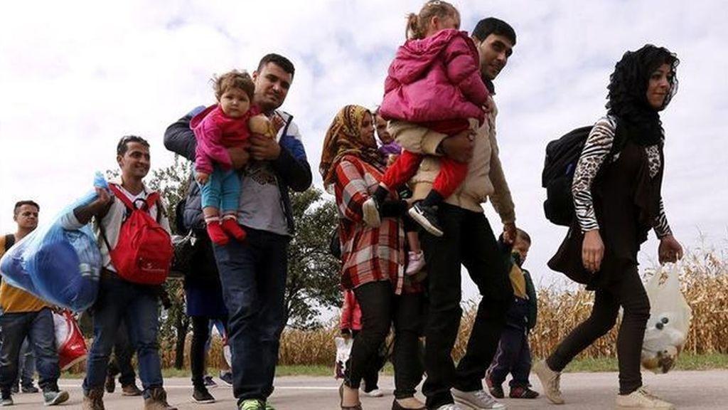 Crean una aplicación para los refugiados que llegan a Grecia