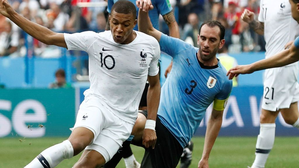 Francia - Uruguay: amistoso con sabor a revancha mundial (esta noche en Cuatro, a las 21.00h)