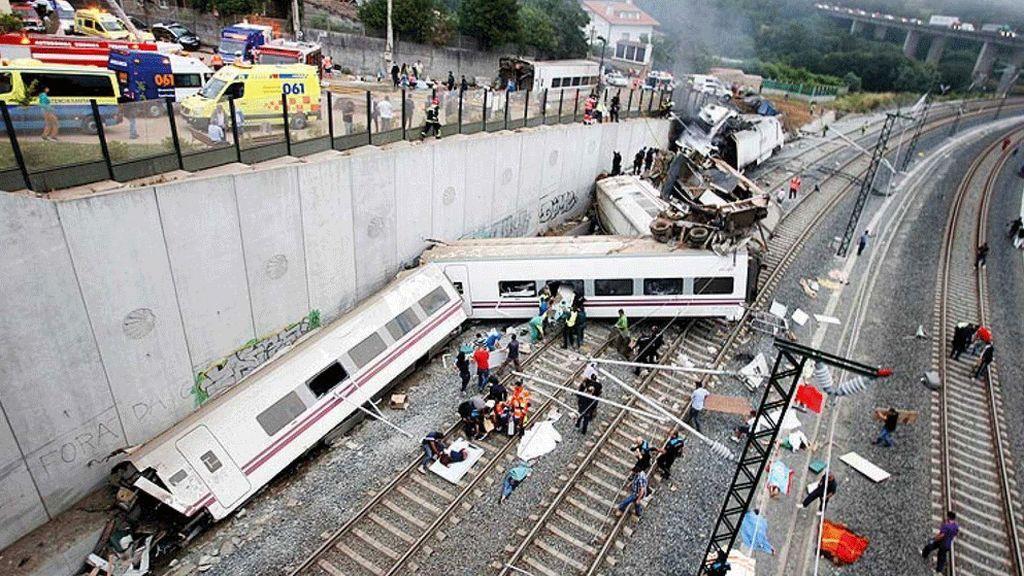 Otros trágicos accidentes ferroviarios