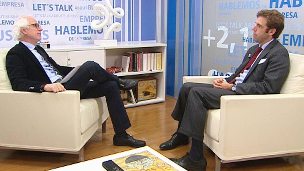 """José Benjumea, cofundador de Powen: """"Generar tu propia electricidad es más barato que transportarla"""""""