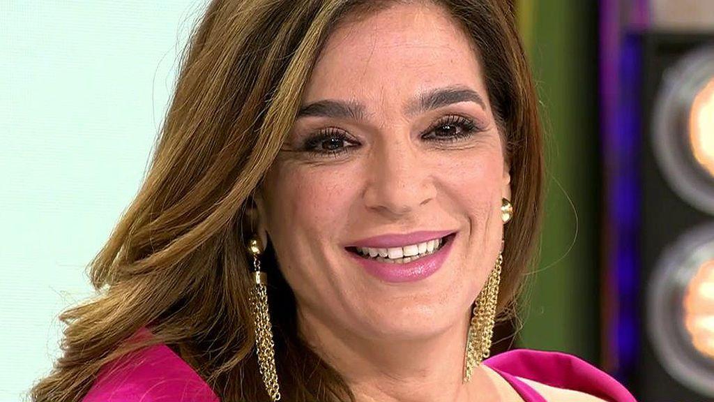 Raquel Bollo se reincorpora como colaboradora de 'Sálvame'
