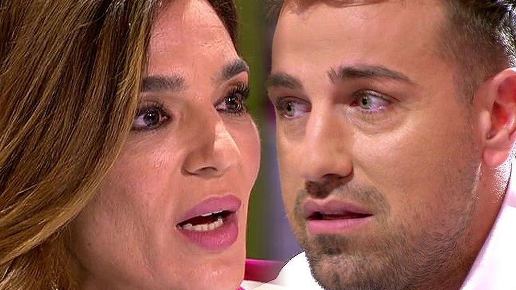 """Raquel Bollo se enzarza con Rafa Mora en su regreso: """"No puedo con las mentiras"""""""