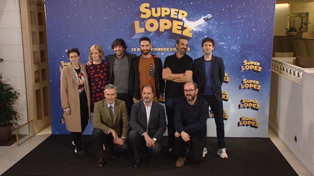 'Superlópez' aterriza este viernes en los cines