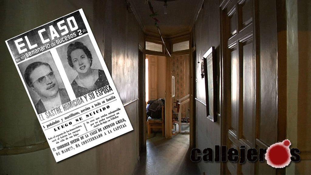 Entramos en la casa maldita de Antonio Grilo, la calle con más muertos por metro cuadrado de todo Madrid